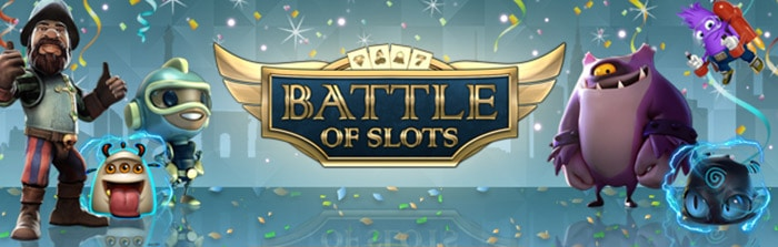 battle of slot video slots